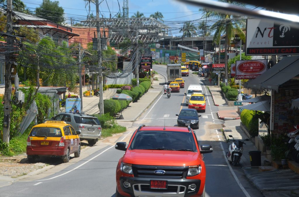 What Does Class 3 Car Insurance Cover In Thailand?